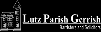 Lutz Parish Gerrish Logo